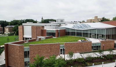 2014 — HUB Green Roof Terrace