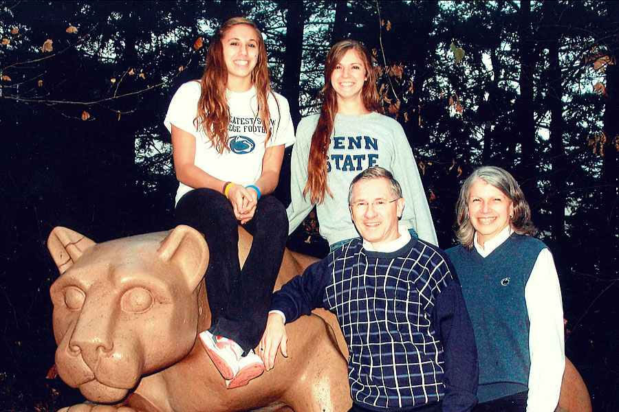 Gift Brings Psychological Services into Penn State Residence Halls