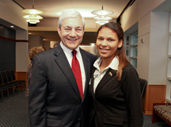 Click here to view the 2011 President's Club reception slideshow!